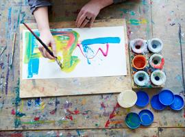 Kunsttherapeutische Gruppe